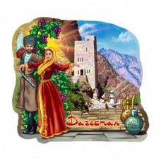 Керамическая заготовка для магнита - Дагестанская пара