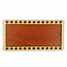 Деревянно-акриловая основа для магнитов №6