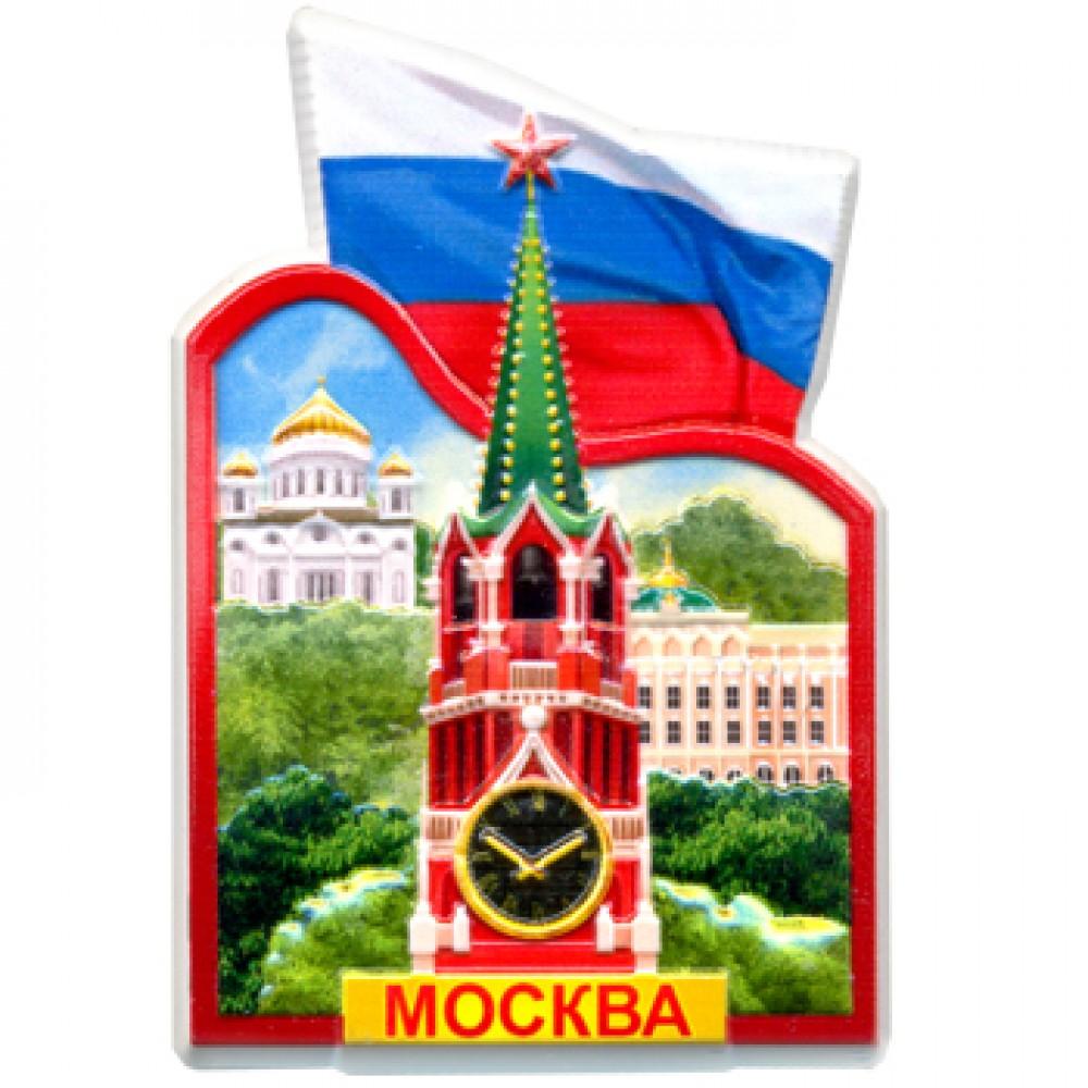 Керамические магниты. Москва. Кремль