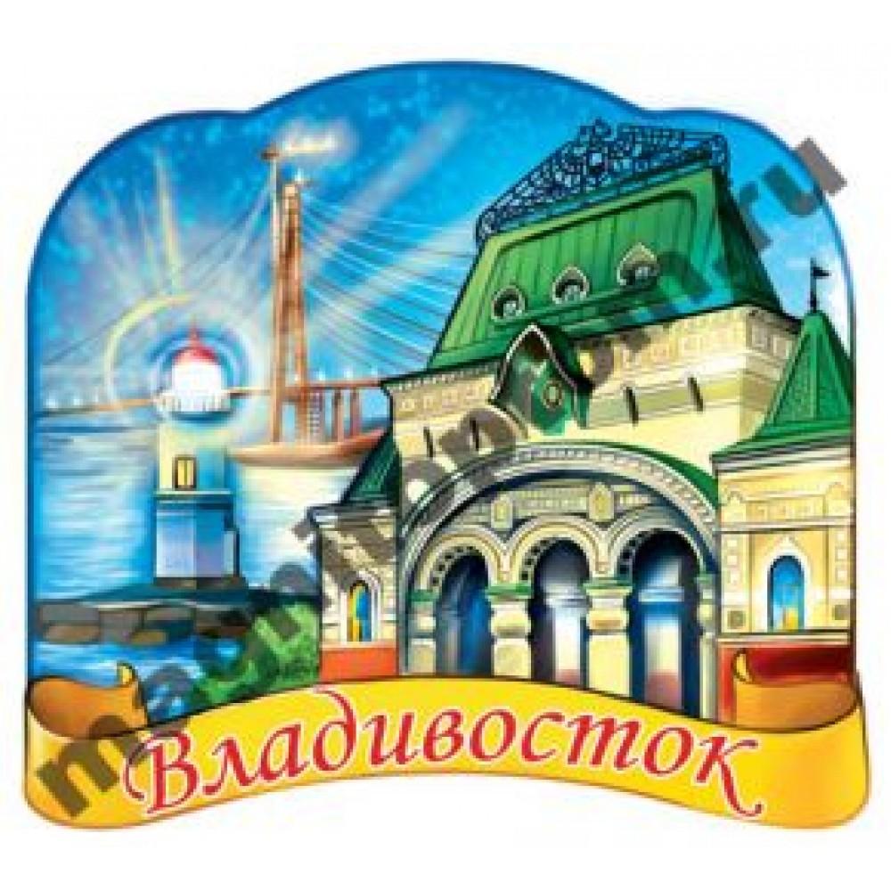 Магниты поликерамические. Владивосток. +3D обзор
