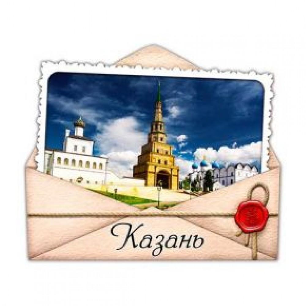 Керамические магниты. Город Казань